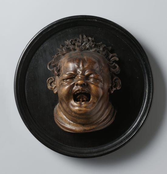 Screeuwend kind
