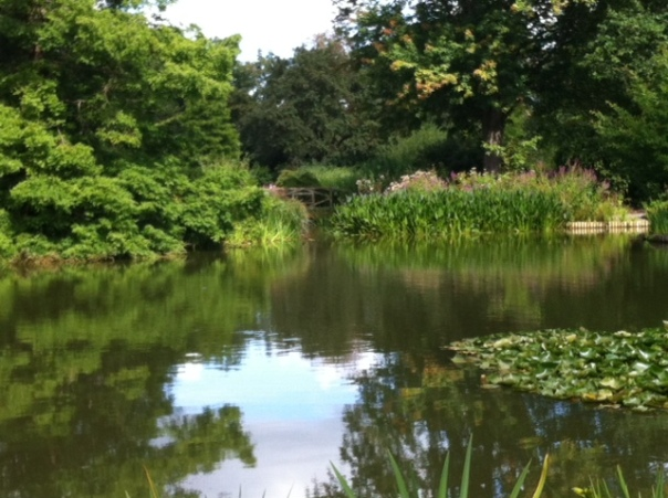 Wisley Gardens   foto MvL
