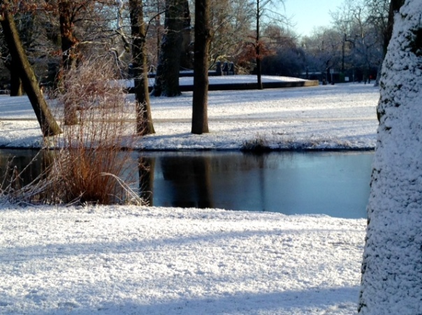 Wit Vondelpark Foto MvL